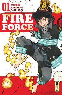 Fire force. Volume 1,