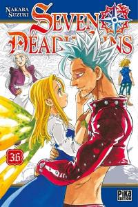 Seven deadly sins. Volume 36,
