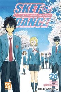 Sket Dance. Volume 24,