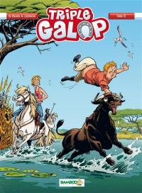 Triple galop. Volume 12,