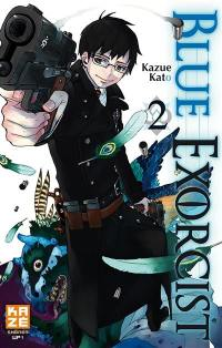 Blue exorcist. Volume 2,