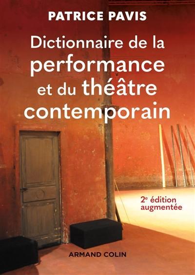 Livre : Dictionnaire de la performance et du théâtre