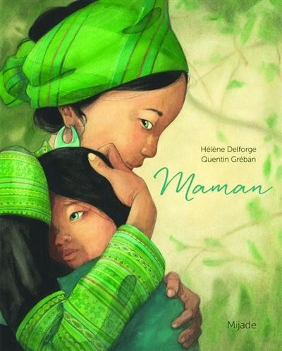 Livre : Maman écrit par Hélène Delforge et Quentin Gréban ...