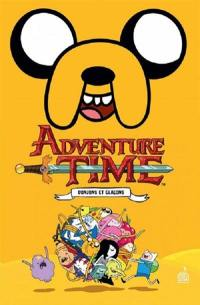 Adventure time. Volume 2, Donjons et glaçons