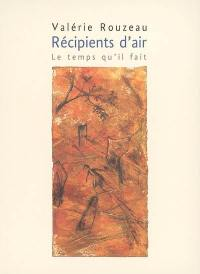 Récipients d'air