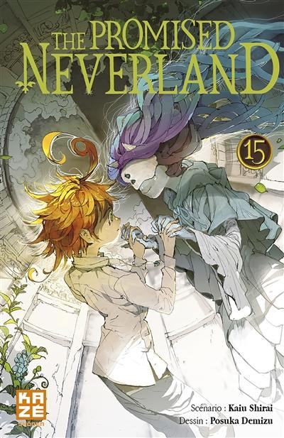 The promised Neverland. Volume 15,