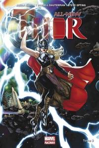 All-New Thor. Volume 3, La guerre Asgard-Shi'ars