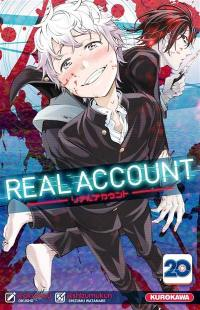 Real account. Volume 20,