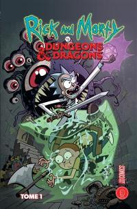 Rick and Morty vs dungeons & dragons. Volume 1,