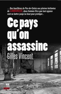 Ce pays qu'on assassine