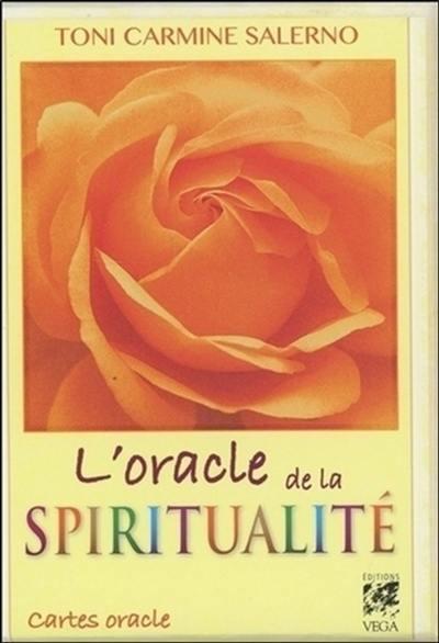 Livre : L\'oracle de la spiritualité écrit par Toni Carmine Salerno ...