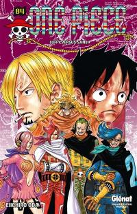 One Piece. Volume 84, Luffy versus Sanji