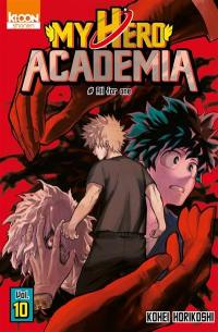 My hero academia. Volume 10, All for one