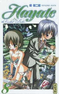 Hayate, the combat butler. Volume 8,