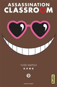 Assassination classroom. Volume 9,