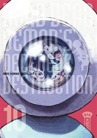 Dead dead demon's dededede destruction. Volume 10,