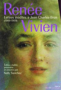 Lettres inédites à Jean Charles-Brun (1900-1909)