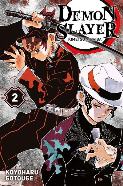 Demon slayer. Volume 2,
