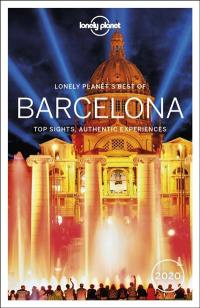 Lonely planet's best of Barcelona