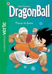 Dragon ball. Volume 8, Face-à-face