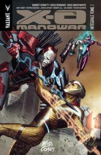 X-O Manowar. Volume 2, Armor hunters