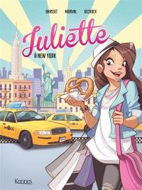 Juliette. Volume 1, Juliette à New York