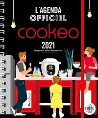 L'agenda officiel Cookeo 2021