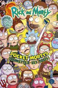 Rick and Morty, Pocket mortys