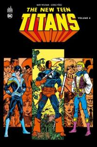 The new Teen titans. Volume 4,