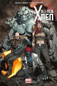 All-New X-Men. Volume 6, Un de moins