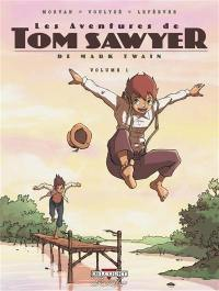 Les aventures de Tom Sawyer, de Mark Twain. Volume 1,
