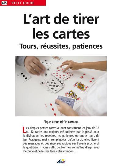 Livre   L art de tirer les cartes écrit par Martina Krcmar - Aedis ... 72a90bc49df5
