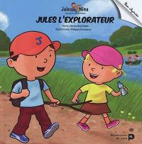Jules l'explorateur