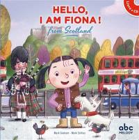 Hello, I am Fiona !