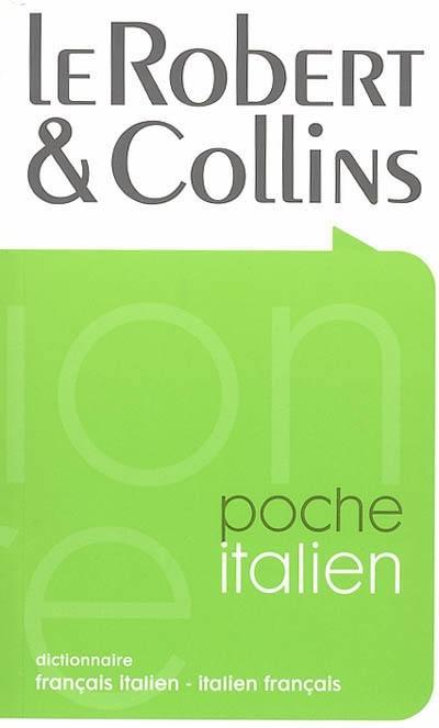 Livre Le Robert Et Collins Poche Italien Le Robert
