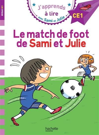 Le match de foot de Sami et Julie