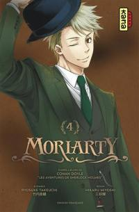 Moriarty. Volume 4,