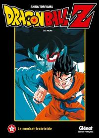 Dragon Ball Z. Volume 3, Le combat fratricide