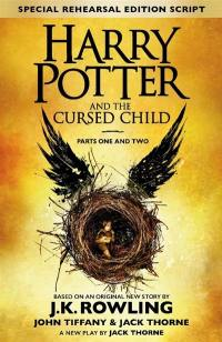 Harry Potter. Volume 8, Harry Potter and the cursed child