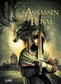 L'assassin royal. Volume 4, Molly