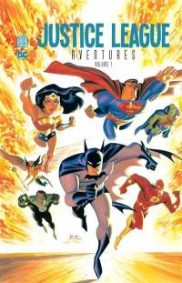 Justice league aventures. Volume 1,