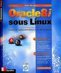 Oracle 8i sous Linux