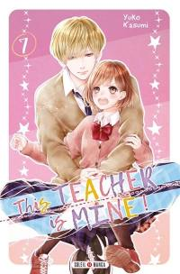 This teacher is mine !. Volume 7,