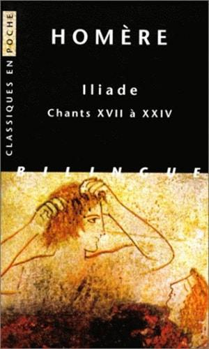 Iliade. Volume 3, Chants XVII à XXIV