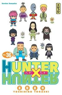 Hunter x Hunter. Volume 36,
