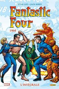 Fantastic Four. Volume 3, 1964