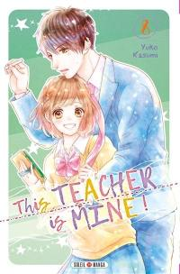 This teacher is mine !. Volume 8,