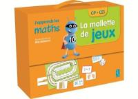 La mallette de jeux j'apprends les maths