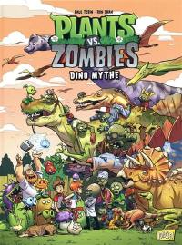 Plants vs zombies. Volume 12, Dino mythe