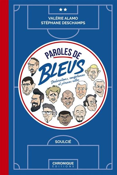 Paroles de Bleus